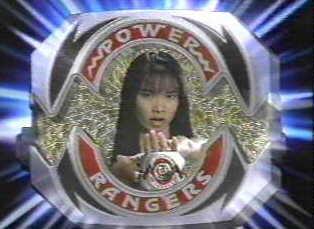 New Power Rangers Universe